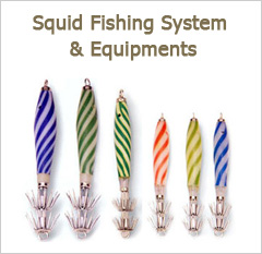 squip fishing system & equipment